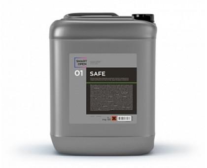 SAFE - первичный бесконтактный состав с защитой хрома и алюминия, 5л