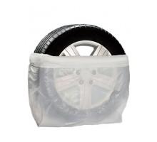 Пакеты для колес R22 110*110 см, 100шт/уп