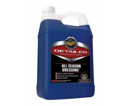 All Season Dressing - Средство для улучшения внешнего вида резины и пластика 3,785л 1/4