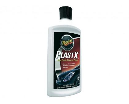 PlastX - Средство для очистки и полировки прозрачных пластмассовых пов-тей 295мл 1/6