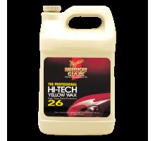 M2601 Воск защитный Hi-Tech Yellow Wax для любого типа эмали и лака 3,785 л.1/4