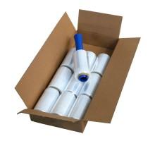 Набор для защиты руля (ручка + 10 роликов стрейч пленки 110*150мм)