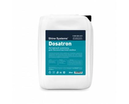 Dosatron Shine Systems - активный шампунь для бесконтактной мойки, 20 кг