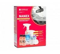 NANEX - Защитное водоотталкивающее нанопокрытие для стекол, набор