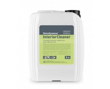 InteriorCleaner - универсальное средство для химчистки, 5л