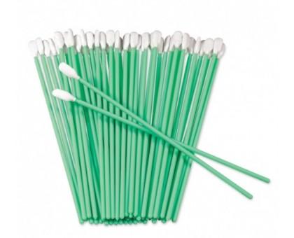 Swab Microfiber Long - микрофибровая длинная палочка для детейлинга, 100шт.