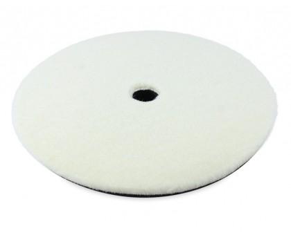 Круг полировальный стриженный мех на поролоне 180/150 мм