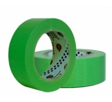 Лента маскирующая зеленая Eurocel 50 мм x 40 м 80 Со - 30 мин