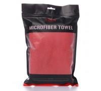 Monster Towel - микрофибра без оверлока 40*60см 500 г/м2 красная