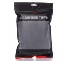 Monster Towel - микрофибра без оверлока 40*60см 500 г/м2 серая