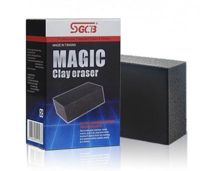 Magic Clay Eraser - Губка-автоскраб 110*70*42 мм