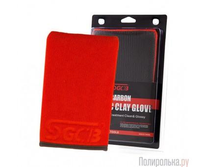 Magic Clay Glove - Рукавица-автоскраб 210*130 мм