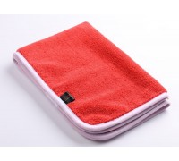 Miracle Cobra Towel - микрофибра для располировки составов 40*60см 380 г/м2 красная