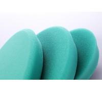 Круг полировальный твердый зеленый 180/150 мм