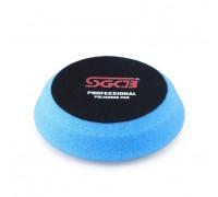 Круг полировальный полутвердый синий 100/75 мм