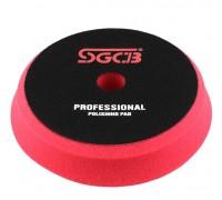 Круг полировальный мягкий красный 150/125 мм